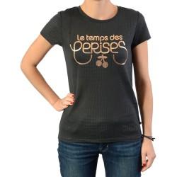 Tee Shirt Le Temps Des Cerises Kasitrame
