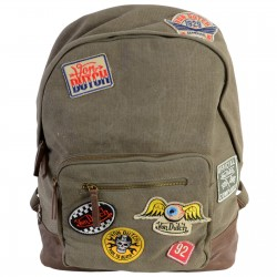 Sac A Dos Von Dutch Cartoon