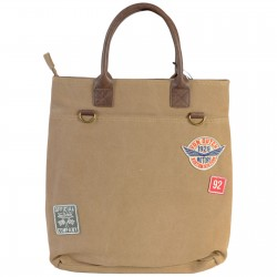 Sac Aviator Von Dutch Cover