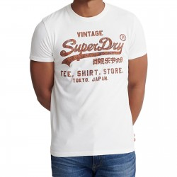 Tee Shirt SuperDry Vl Shop Bondeed