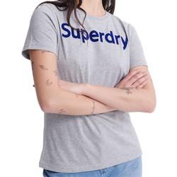 Tee Shirt Superdry Reg Flock Entry