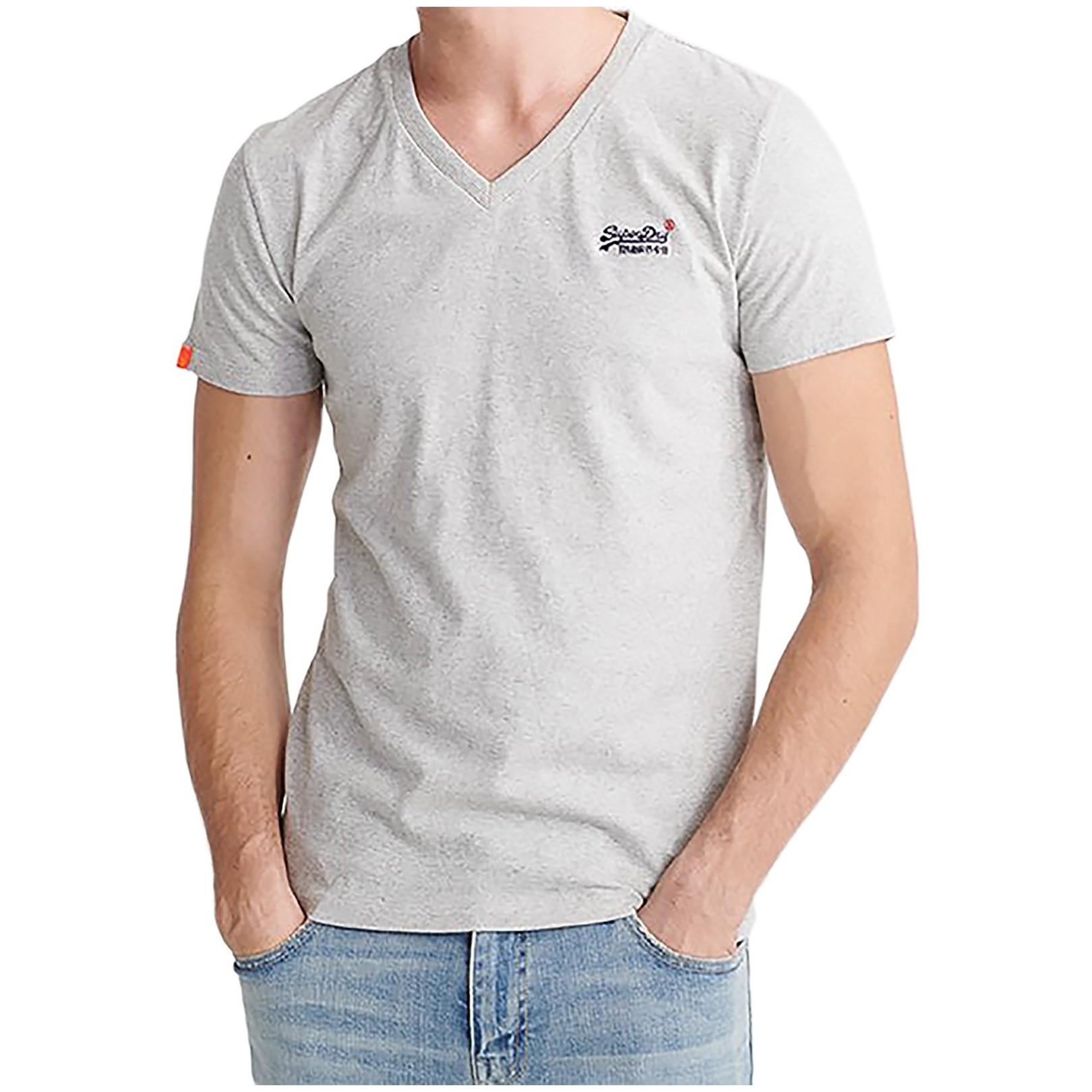 Tee Shirt SuperDry Ol Vntge Emb Vee