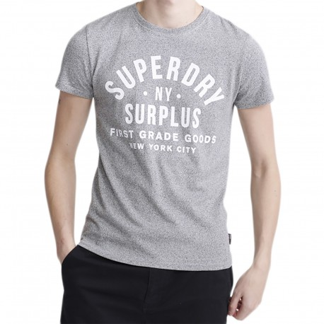 Tee Shirt Superdry Surplus Goods Classic Graphic