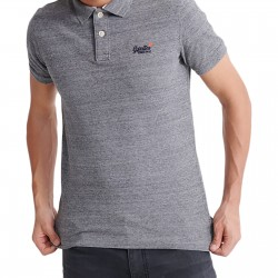 Polo Superdry Classic Superstate S/S Pique