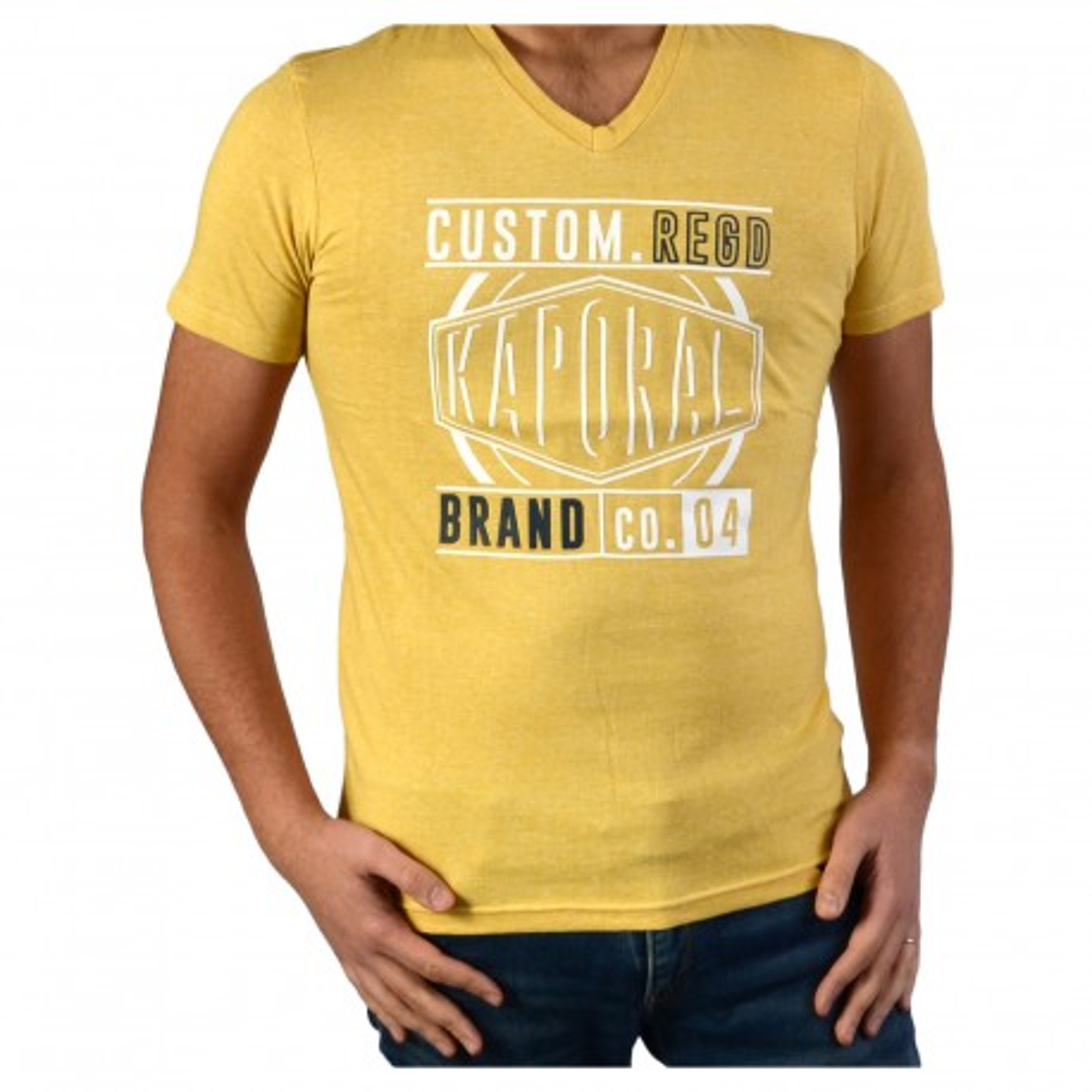 Tee Shirt Kaporal Moha
