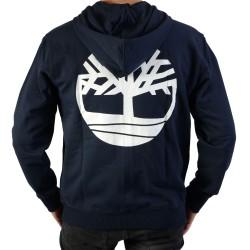 Sweat Capuche Zip Timberland Core Logo FZ Hoodie LB
