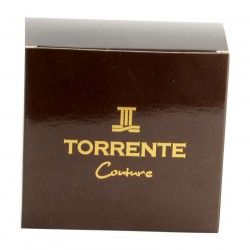 Ceinture Torrente Avec Boite Cadeau Reversible Noir et Marron CM33