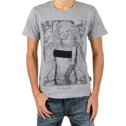 T-Shirt Eleven Paris Kolm Gris Chiné