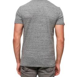 Tee Shirt SuperDry ORG Label Vntge Emb Vee