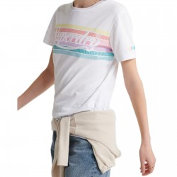 Tee Shirt Superdry PL Rainbow Entry