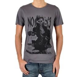 T-Shirt Eleven Paris Ed Kat Gris Rock