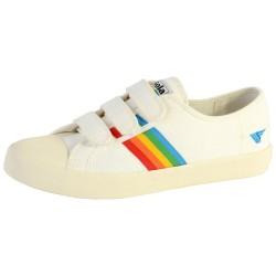 Basket Gola Coaster Rainbow Velcro