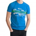 Tee-Shirt SuperDry VL Cross Hatch