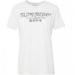 Tee Shirt Superdry City Nights Snake Entry