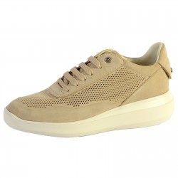 Basket Geox D Rubidia A - Suede