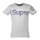 Tee Shirt SuperDry Core Split Logo
