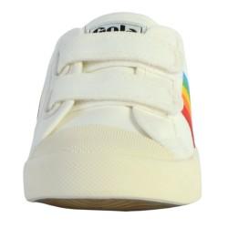 Basket Gola Enfant Coaster Rainbow Velcro