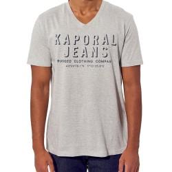 Tee-Shirt Col V Kaporal Voha