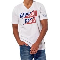 Tee-Shirt Col V Kaporal Vobu