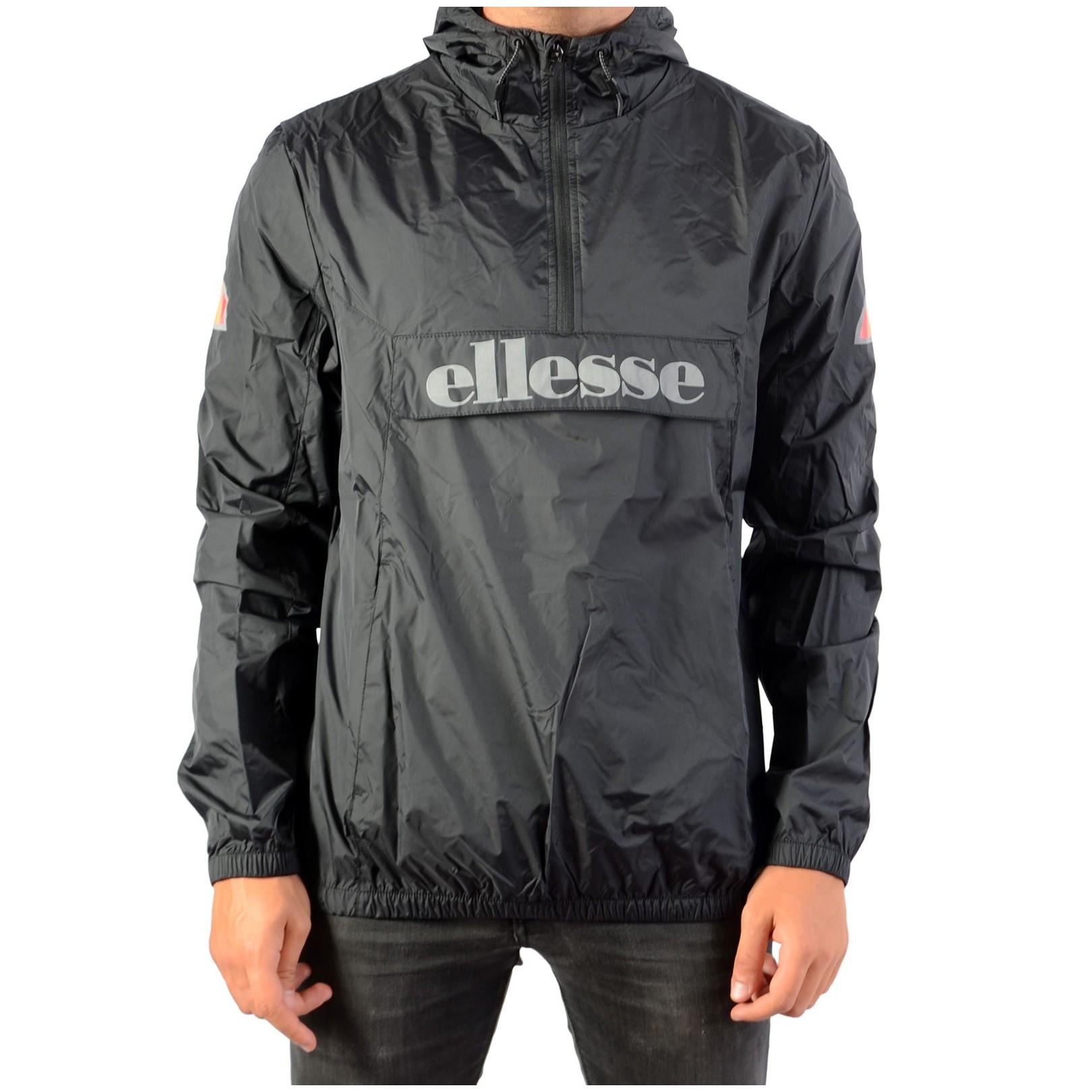 Jacket Capuche Zip Ellesse Acera OH
