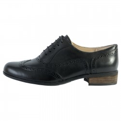 Derby Cuir Clarks Hamble Oak