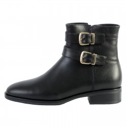 Bottine Cuir Clarks Pure Mid