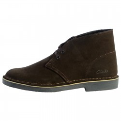 Bottine Cuir Clarks Desert