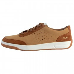 Basket Cuir Clarks Hero Air Lace