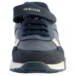 Basket Geox Enfant/Garçons J Alfier B. A