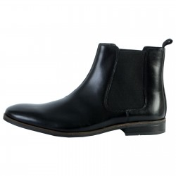Bottine Cuir Clarks Stanford Top