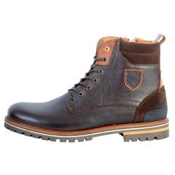 Boot Cuir Pantofola D'Oro Ponzano Uomo High