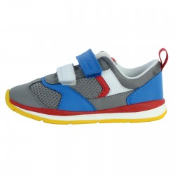 Basket Cuir Clarks Enfant Ferris Run