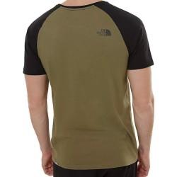 Tee Shirt The North Face Raglan Easy