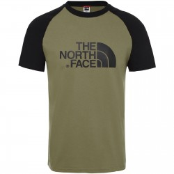 Tee Shirt The North Face Raglan Easy