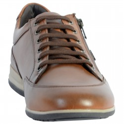 Basket Geox Cuir Timothy Smooth Leater