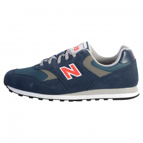 Basket Cuir New Balance ML393SM1