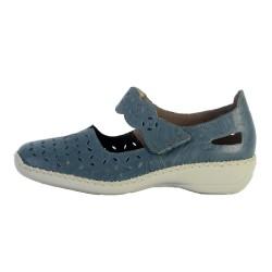 Chaussures Cuir Rieker