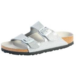 Sandales Birkenstock Arizona 1015374 Glitter Silver