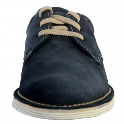 Derby Cuir Clarks Forge Vibe