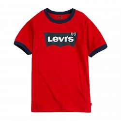 Tee-Shirt Enfant Levi's Batwing Ringer