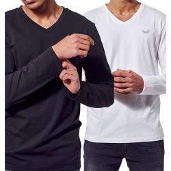 Pack de 2 Tee-Shirt Kaporal Vift