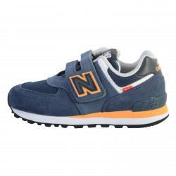 Basket Cuir Enfant New Balance 574