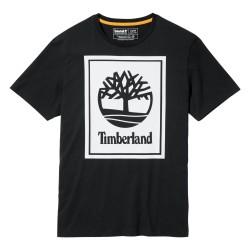 Tee-Shirt Timberland Stack Logo