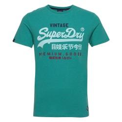 Tee Shirt Superdry VL Tri