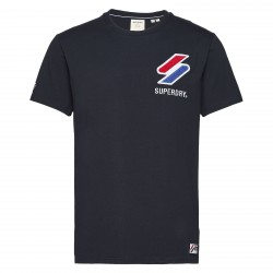 Tee Shirt Superdry Sportstyle Chenille