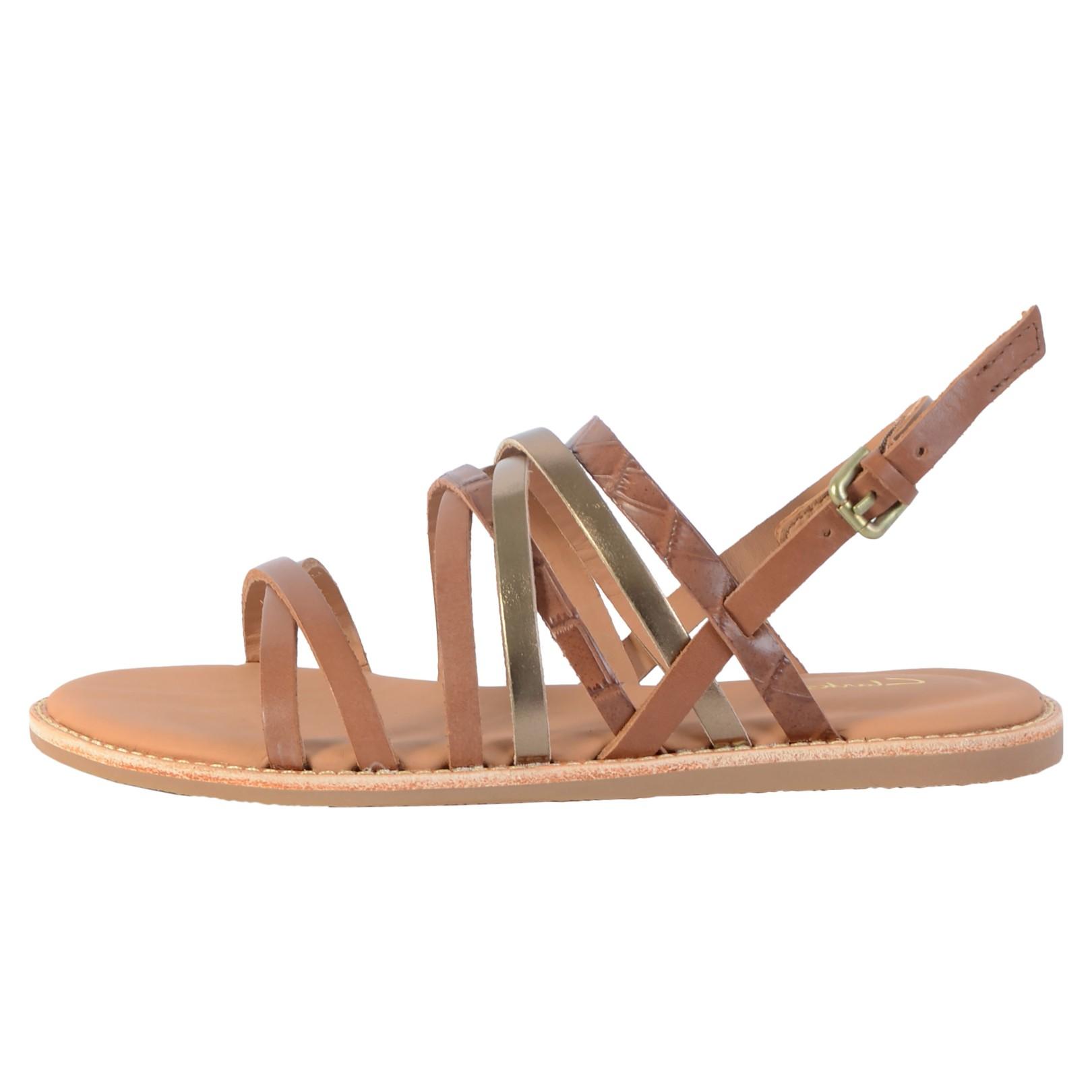 Sandales Cuir Clarks Karsea Ankle