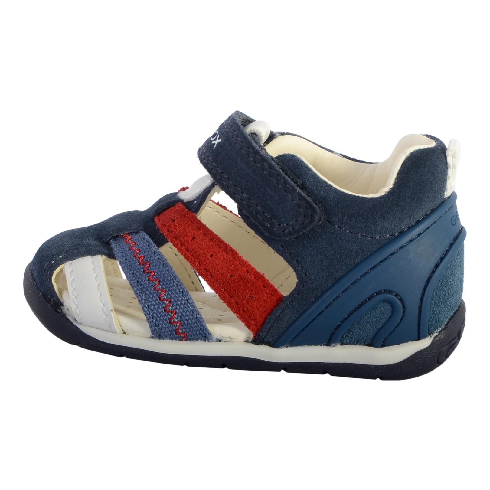 Sandales Cuir Enfant Geox Each