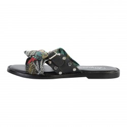 Sandales Cuir Kaporal Emili