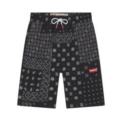 Short Levi's Enfant Logo Knit