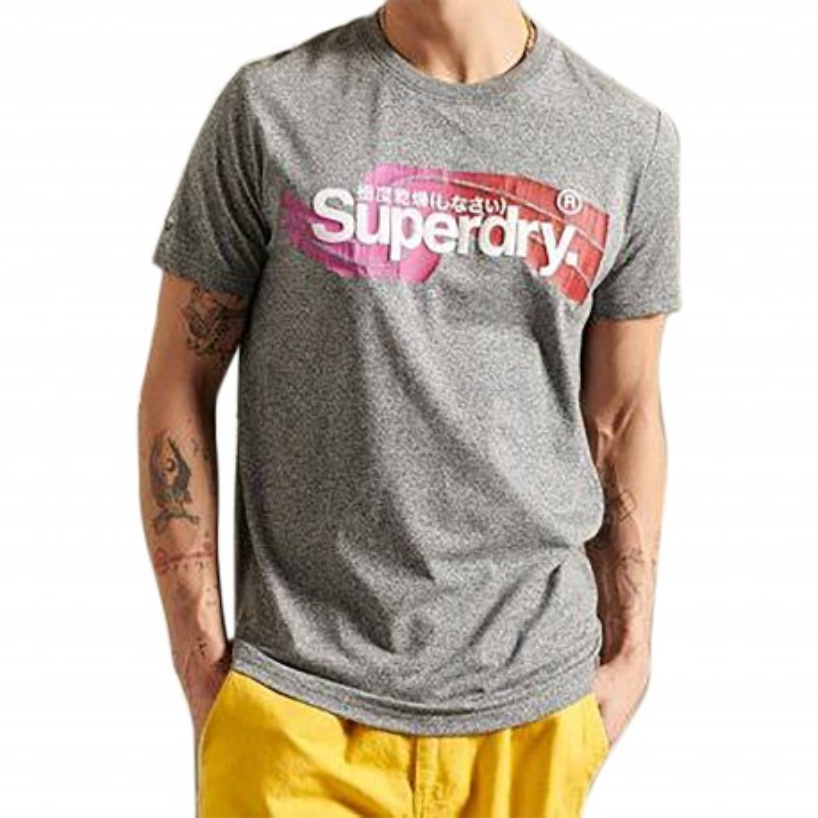 Tee-Shirt SuperDry Cali